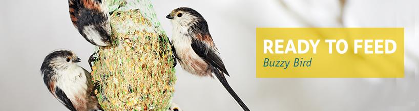 buzzybird- vogelvoer